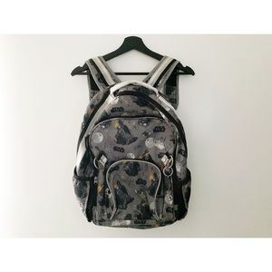 Pottery Barn Kids Star Wars Backpack